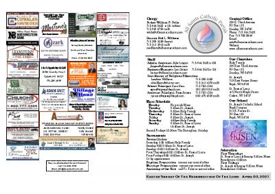2021 Bulletin April 04
