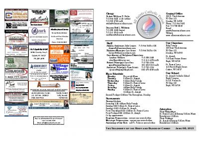2021 Bulletin June 06